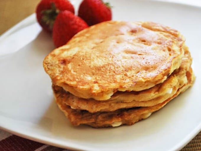 Keto Cottage Cheese Pancake