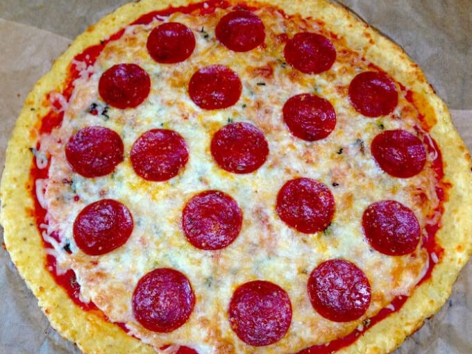 Low-Carb Pizza Casserole