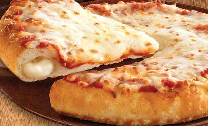 Pizza Cheese Crust
