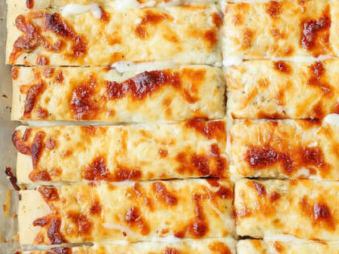 Pizza Cheese Sticks